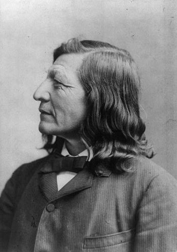 Luther Standing Bear (1868–1939), a Native Ame...