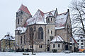 Lutherkirche church An der Lutherkirche Nordstadt Hannover Germany 01.jpg