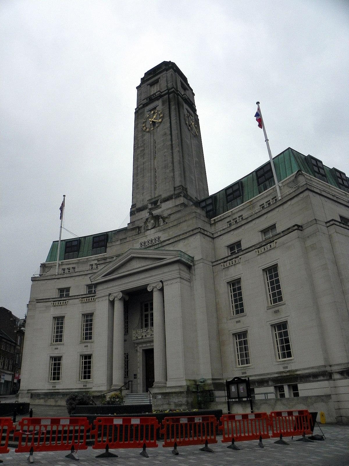Luton Town Hall Wikipedia