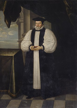 Thomas Morton (bishop) - Image: Luttichuys, attributed to Thomas Morton St John's College