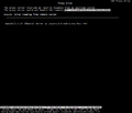 Lynx 2.8.5rel.1--page request error right after WP blackout.png