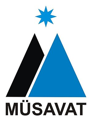 Musavat - Musavat Party logo
