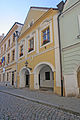 Měšťanský dům (Hradec Králové), Rokitanského 63.JPG