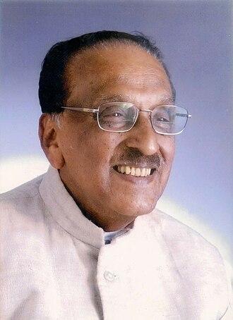 Deputy Chairman of the Rajya Sabha - Image: M.M. Jacob photo