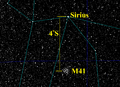 M41 star map from Sirius.png