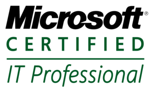 English: Microsoft Certified IT Professional