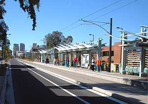 METRO Light Rail Eastlake Park Westbound Station.jpg