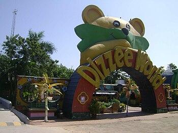 MGM Dizzee World Amusement Park, Chennai