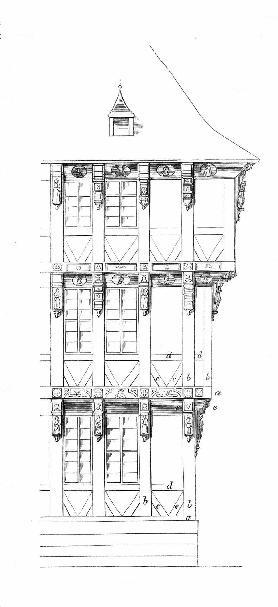 MZK 003 Nr 01 Fig 27 - Holzwohnhaus Halberstadt Aufbau