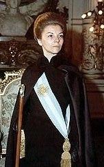 Ma. Estela Martinez Cartas de Peron