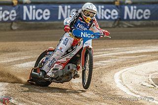 Maciej Janowski Polish speedway rider