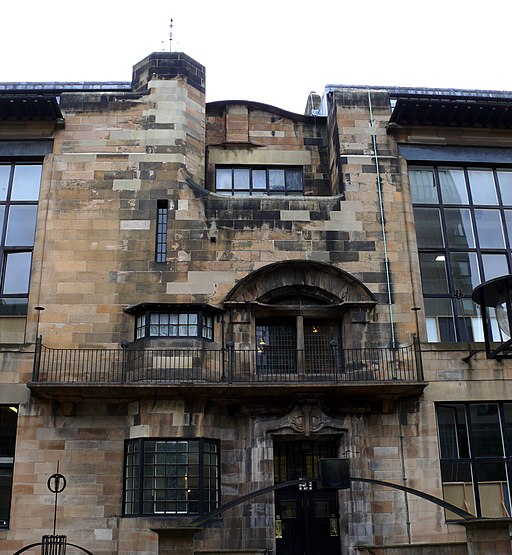 Mackintosh School of Art Glasgow