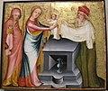 Maestro bertram di minden, presentazione al tempio, amburgo 1380-90 ca..JPG
