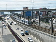 Magallanes interchange Makati 2008-09.jpg