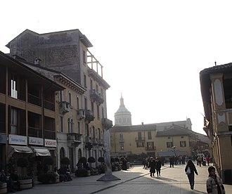 Magenta, Lombardy - Image: Magenta Italy 1