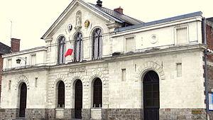 Maing - Image: Maing Mairie (1)