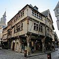 Maison historique de Dinan - angle rue de l'Apport et rue de l'Horloge.jpg