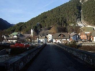 Malborghetto Valbruna - Image: Malborghetto 01122007 01