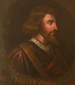 Malcolm I of Scotland - Malcolm I of Scots