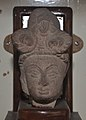 Male Head - Kushan Period - ACCN 56-4059 - Government Museum - Mathura 2013-02-23 5580.JPG