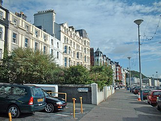 Douglas, Isle of Man - Seafront, Douglas