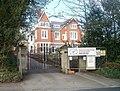 Mansion House conversion, Newport - geograph.org.uk - 2302253.jpg