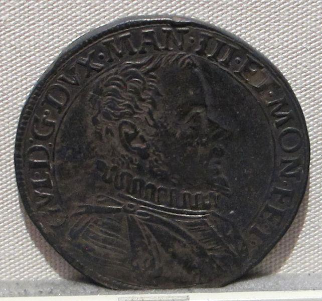 File:Mantova, guglielmo gonzaga, argento, 1550-1587.JPG
