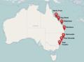 Map australian's coal terminales.PNG