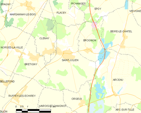 Map commune FR insee code 21555.png
