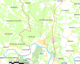 Map commune FR insee code 46309.png