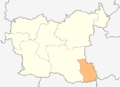Map of Apriltsi municipality (Lovech Province).png