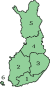 Provinces of Finland