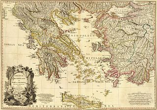 History of modern Greece Wikimedia history article