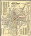 Map of the city of Los Angeles - showing railway systems LOC 2006627666.tif