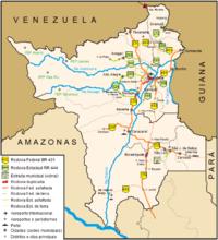 Mapa Rodoviário RR - detalhado.png