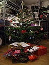 Maplin ETI 4600 (UK) and christmas tree.jpg