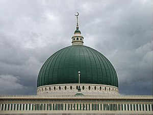 Islam in the Philippines - Mosque in Marawi City in the Philippines.