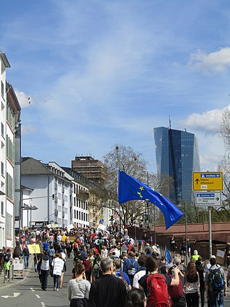 March for Science 2018 - March for Science in Frankfurt