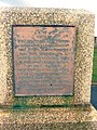 Marconi monument, Alum Bay, Isle of Wight, England-9Nov2013.jpg