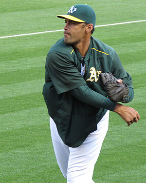 Marcus Jensen - Jensen with the Oakland Athletics in 2015