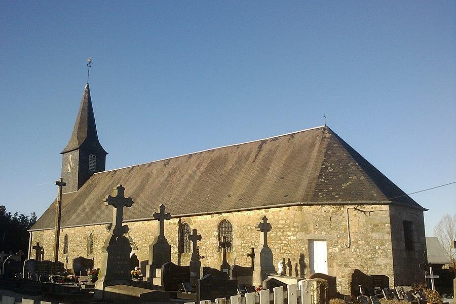 Église Notre-Dame-et-Saint-Gorgon de fr:Margueray