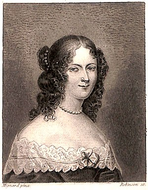 Marguerite de Launay, baronne de Staal - Marguerite de Launay, 1870