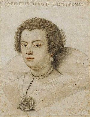 Marguerite de Béthune - Marguerite de Béthune