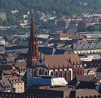 Marienkapelle von der Festung Marienberg Wuerzburg-1.jpg