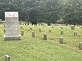 Marietta Confederate Cemetery - N. Carolina Regiment Marker.jpg