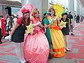 Mario cosplayers at FanimeCon 2010-05-29 1.JPG
