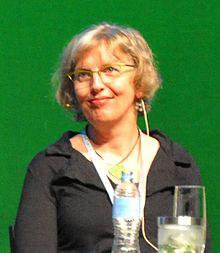 Marion Maddox w Global konwencji Atheist 2012