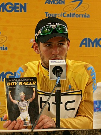 2015 Tour of California - Mark Cavendish, pictured here at the 2010 edition of the race, wanted to add stage wins to his tally.