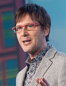 Mark Cerny, GDCA 2014 (cropped).jpg