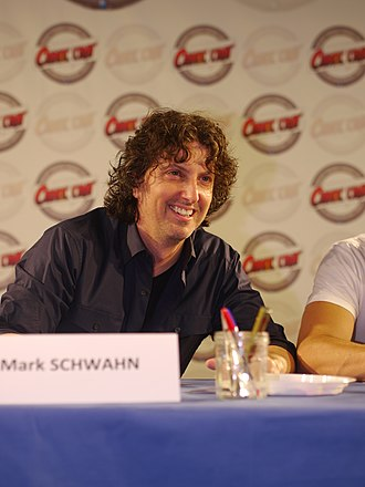 Mark Schwahn - Mark Schwahn in 2012